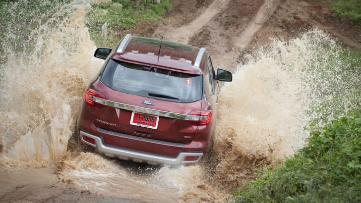 Ford Everest drive 116