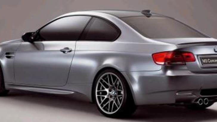 2007 BMW M3 Concept Rear