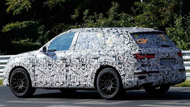 Audi Q7 plug-in hybrid - rear