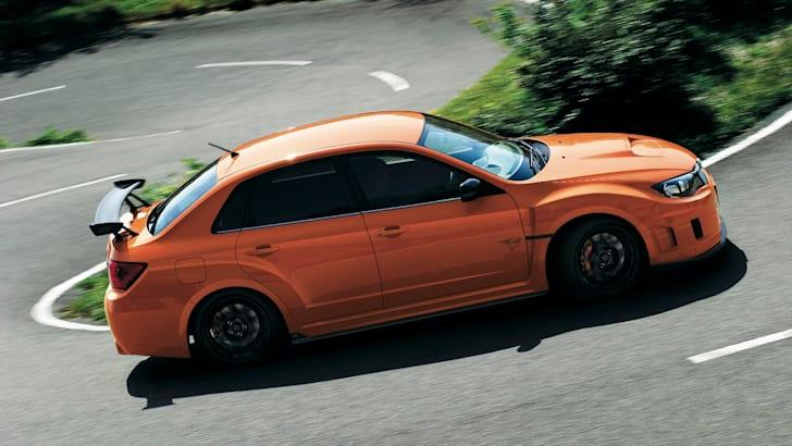 Subaru WRX STI ts Type RA - 6