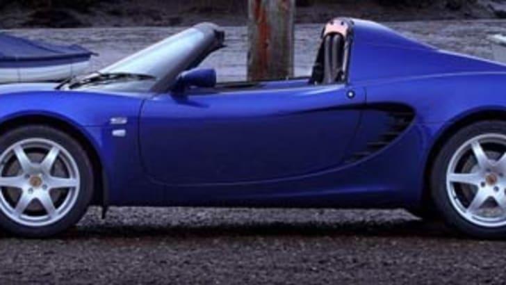 2007 Lotus Elise S