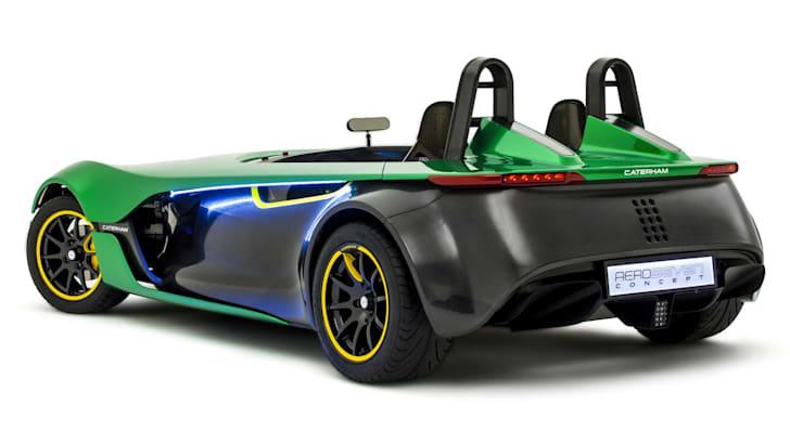 Caterham AeroSeven Concept - 2