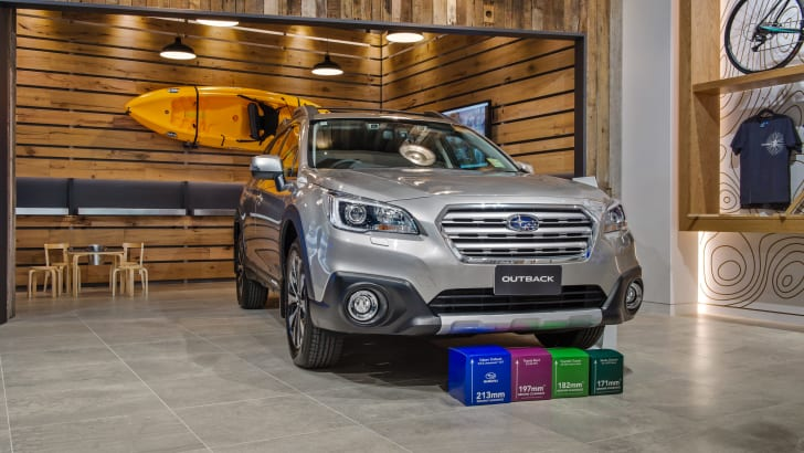 Subaru Werribee Pop Up Store - 13th December 2016