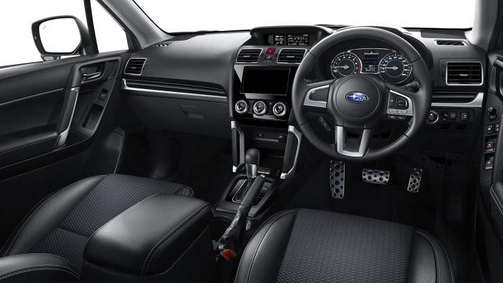 subaru-forester-interior