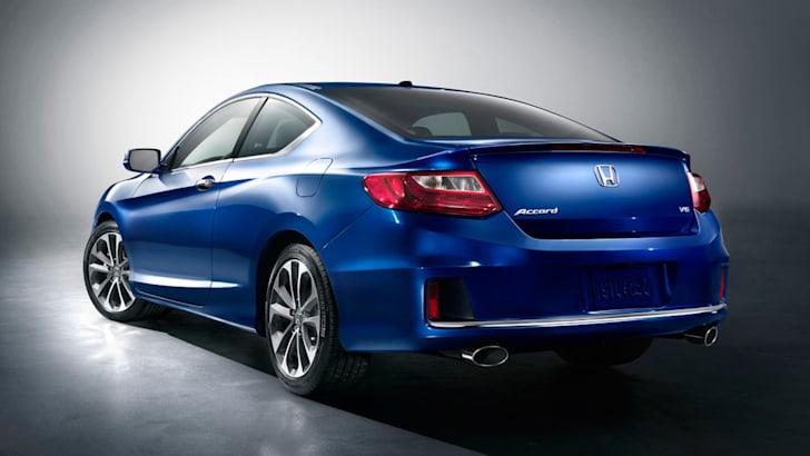 Honda Accord Coupe - 2