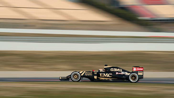 Motor Racing - Formula One Testing - Test Two - Day 1 -  Barcelona, Spain