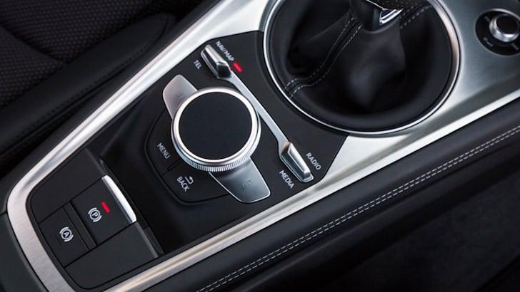 2015 Audi TT design 8