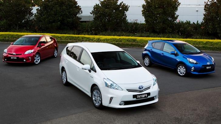Toyota Prius - Family