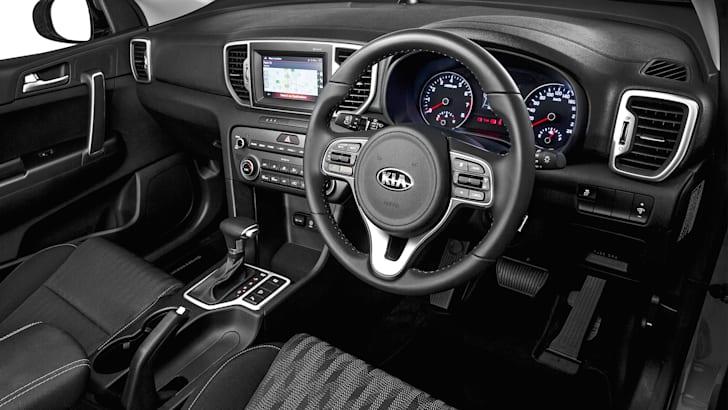 2017 Kia Sportage Si Premium