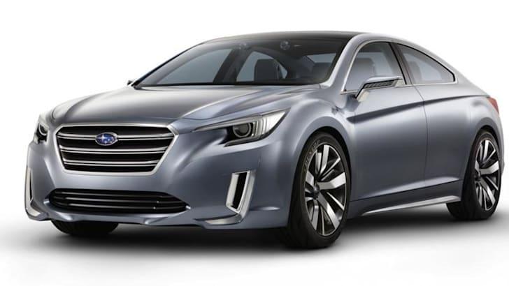 Subaru Liberty concept 2013