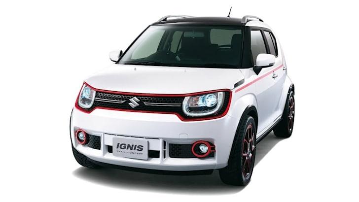 Suzuki Ignis Trail Concept-