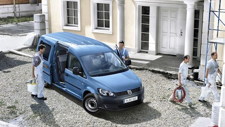 Volkswagen Caddy Maxi Crewvan - 1