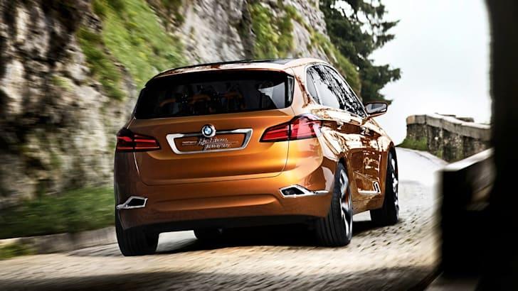 BMW Concept Active Tourer Outdoor - 5