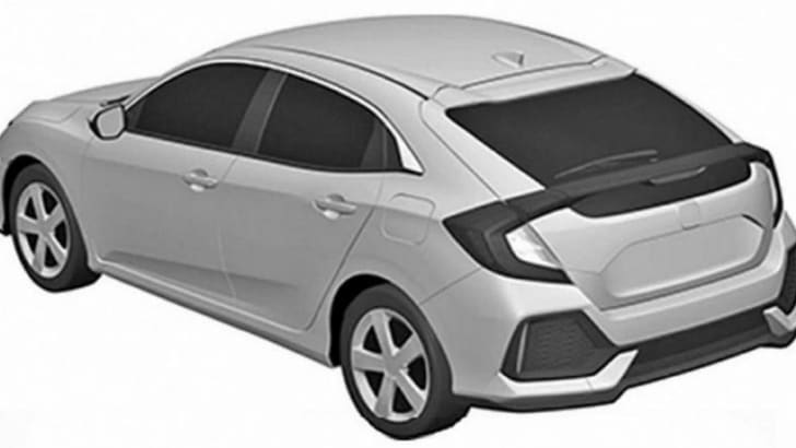 honda-civic-hatch-patent-rear