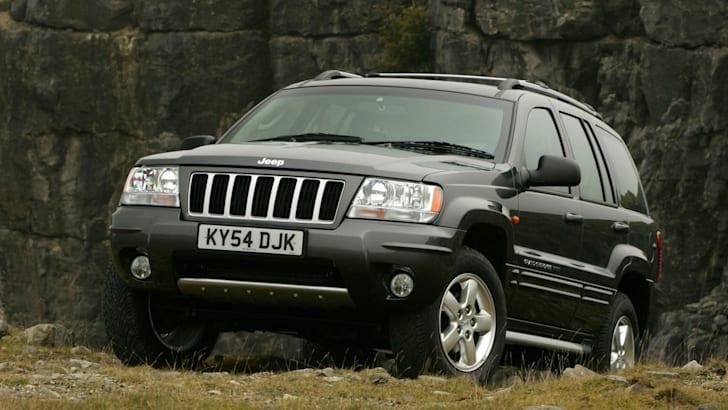 Jeep Grand Cherokee - 2003