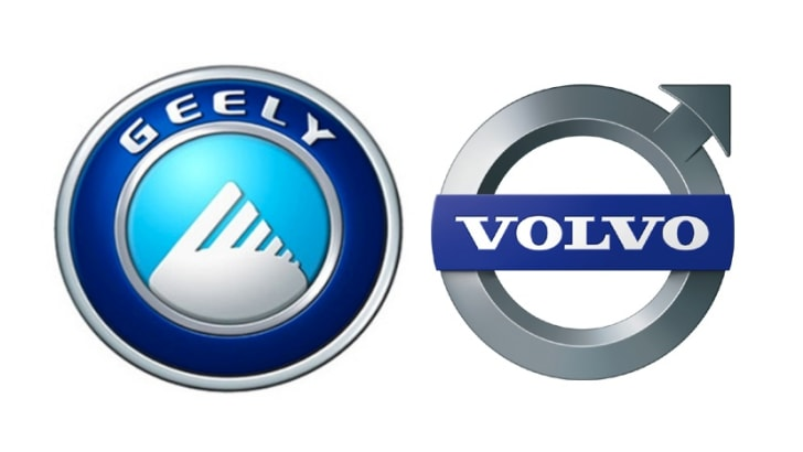 Geely-Volvo