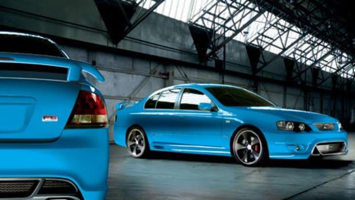 Ford Performance Vehicles (FPV) Typhoon