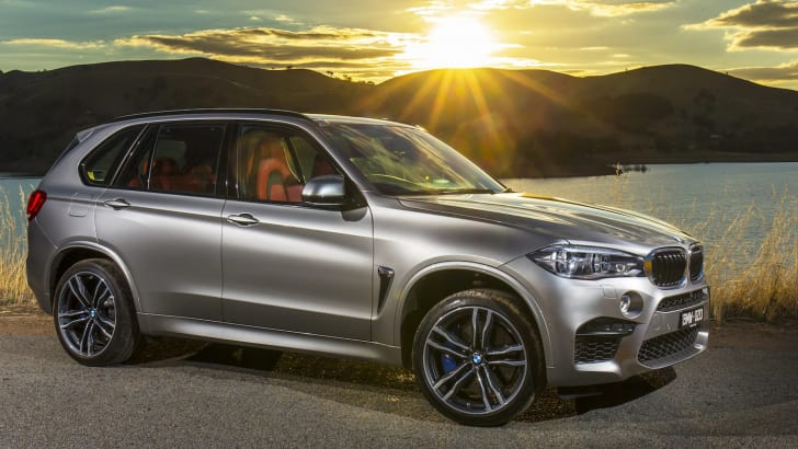 BMW X5M 001