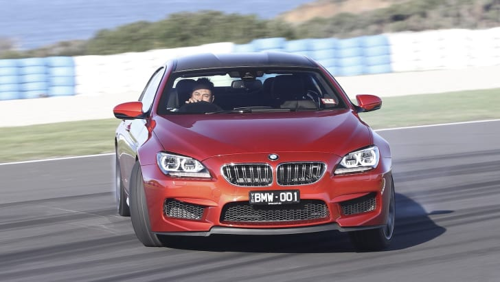 BMW M6 Gran Coupe-21