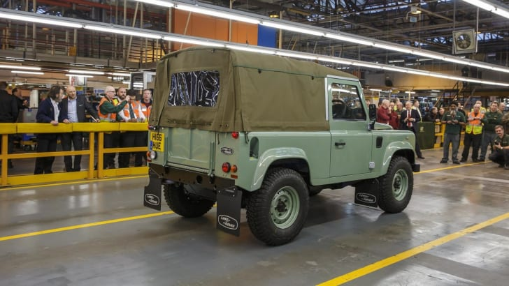Land Rover Defender farewell event_10