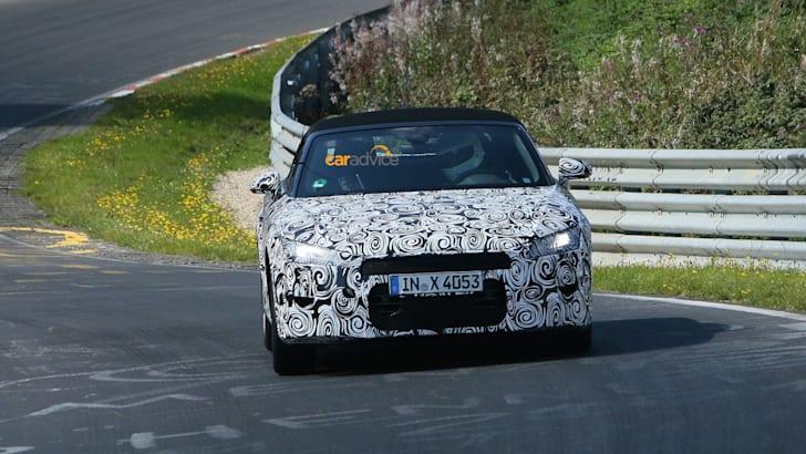Audi TT Roadster 1