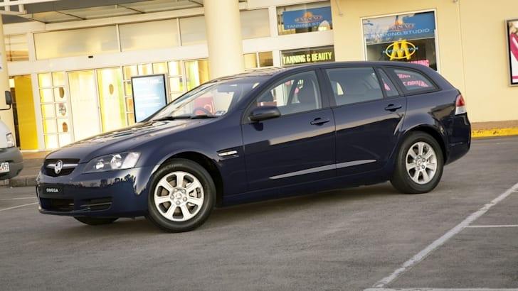 Holden VE Omega Sportwagon 2008