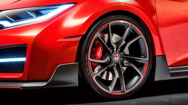 2014 Honda Civic Type R-1