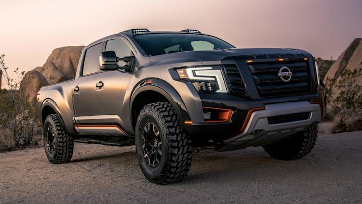 Nissan Titan Warrior concept_2