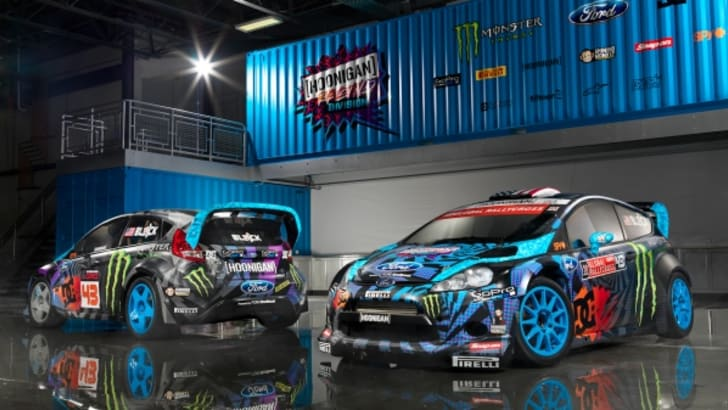 Hoonigan Racing Division - 1