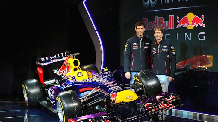 Infiniti Red Bull Racing 2013 - 1