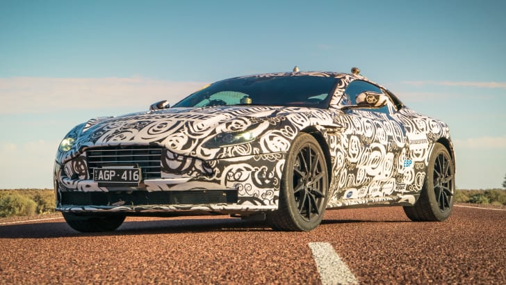 Aston Martin DB11 - 1