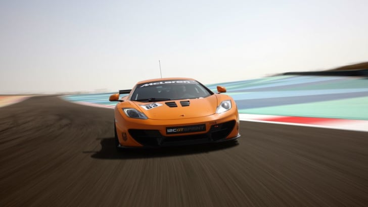 McLaren 12C GT Sprint1