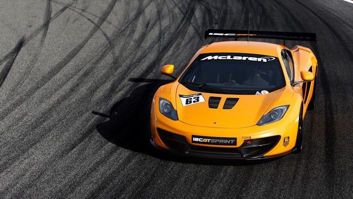 McLaren 12C GT Sprint4