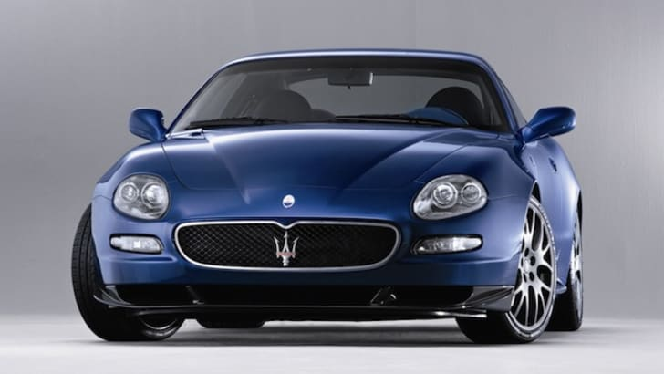 Maserati GranSport MCVictory 2007