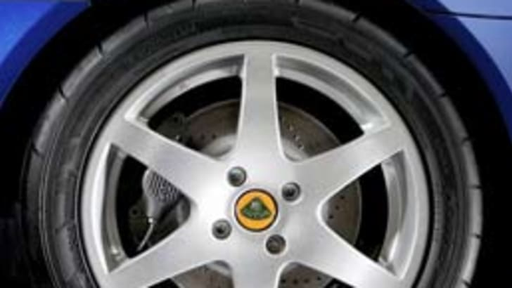 2007 Lotus Elise S Wheels