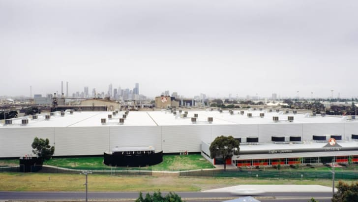 Global V6 Plant - Melbourne, Australia