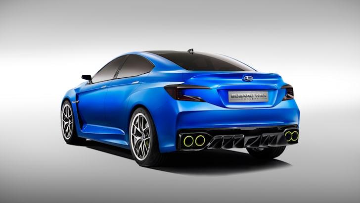 Subaru WRX Concept - 2