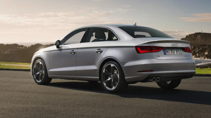 Audi A3 Sedan - 2