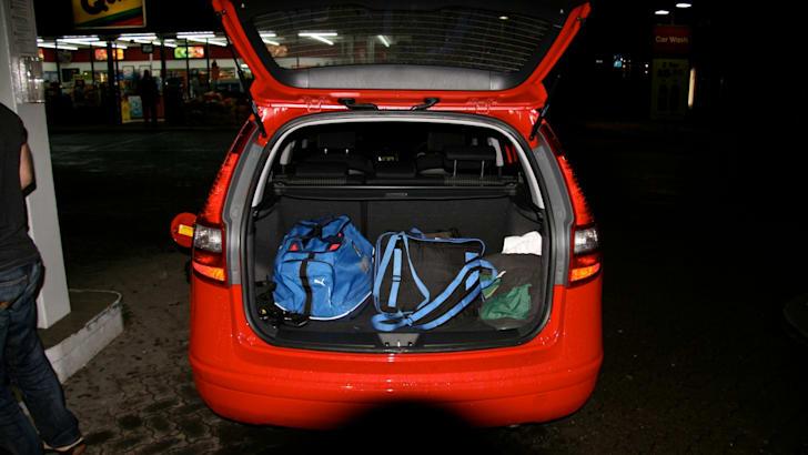 luggage i30
