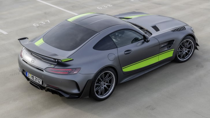 2019 Mercedes-AMG GT R Pro, GT update unveiled   CarAdvice