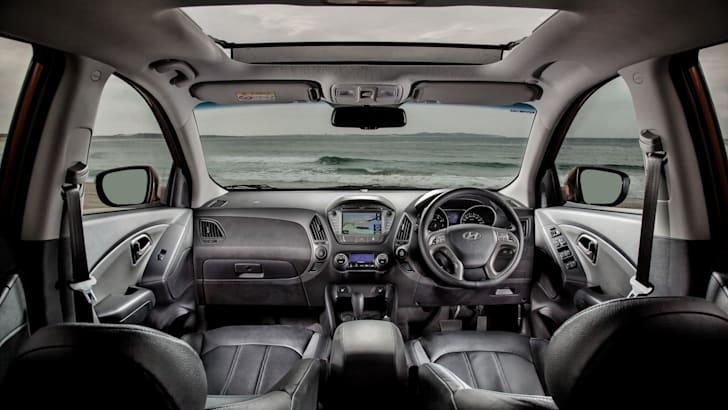 Hyundai ix35 Series II