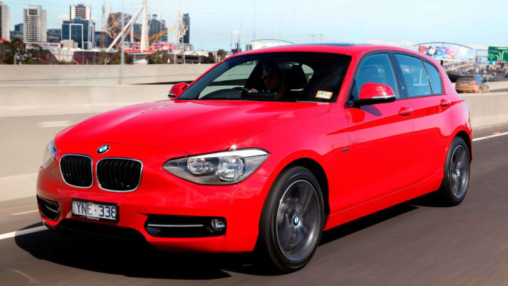BMW 1 Series hatch