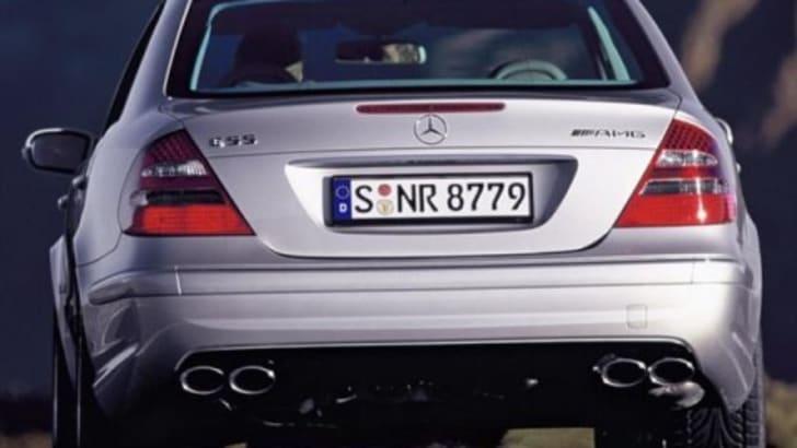2006 Mercedes Benz E55