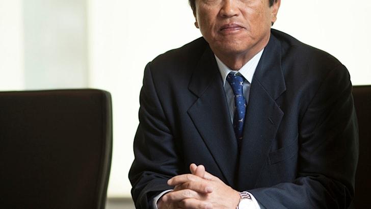 TOYOTA MOTOR CORPORATION - Corprate portraits, President Max Yasuda