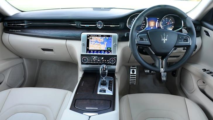 Maserati Quattroporte GTS - 4