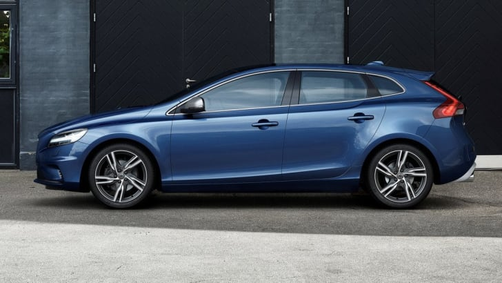 Volvo V40 T5 R-design Location Profile