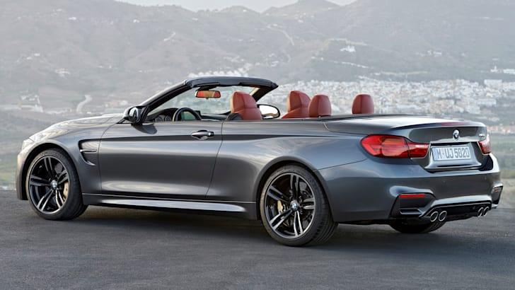 BMW M4 Convertible-2