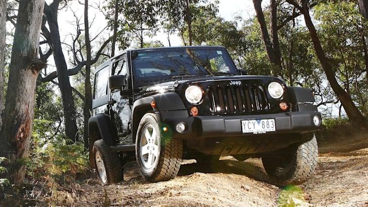 Jeep Wrangler - 3