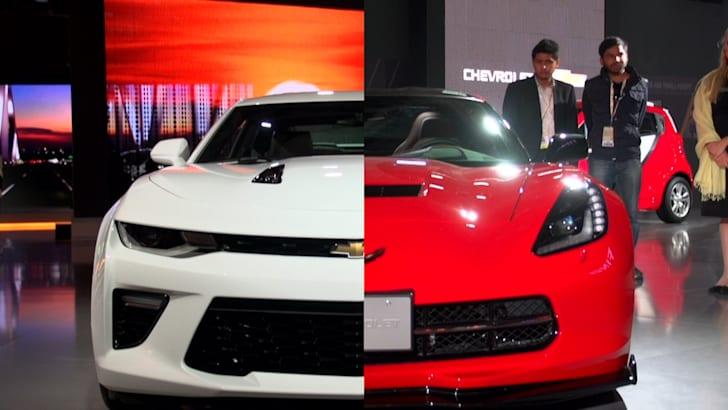 Chevrolet-Camaro-vs-Corvette-Sringray