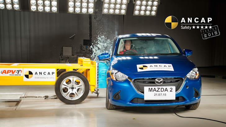 Mazda 2 ANCAP_1